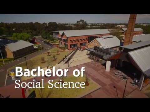 Bachelor of Social Science at Western Sydney: Dr Amie Matthews