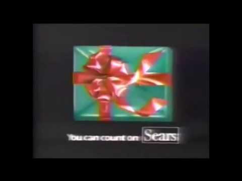 Sears Video Arcade Xmas Commercial