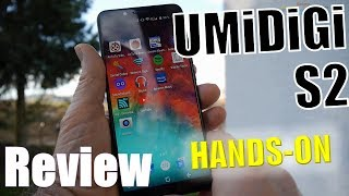 UMidigi S2 Test Review 📲 Slimmest 5.99'' Smartphone with 5100mAh ...