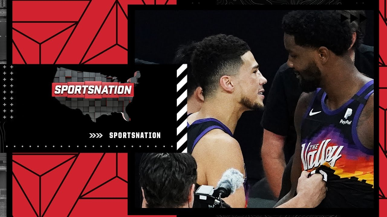 Reacting to all the wild moments in Suns vs. Clippers Game 2 & the NBA Draft Lottery | SportsNation