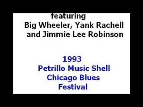 Ice Cream Men Petrillo Music Shell, Chicago Blues Festival,1993