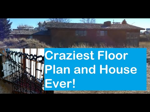 Touring the Craziest House I Have Ever Seen! InvestFourMore