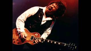 Gary Moore - Oh Pretty Woman  Backing Track