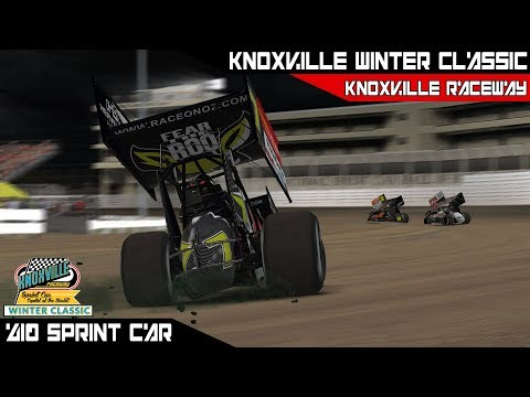 iRacing Knoxville Winter Classic @ Knoxville Raceway Race 5