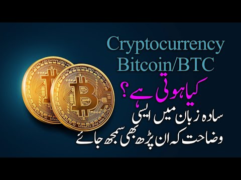 Crypto Basic Course | What Is Cryptocurrency What Is Bitcoin | BTC Explained In Simple Examples