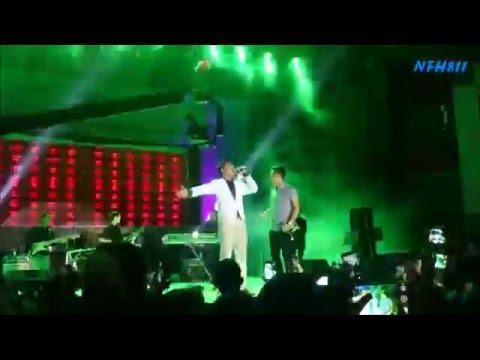 Barsena Bestandhi & Rizky Febian - Kiss Me Quick @ Stetsa Specta Show SSS 2016, Malang 140516
