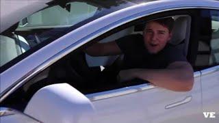 DAVID DOBRIK SURPRISING PEOPLE WITH CARS [PART 2]