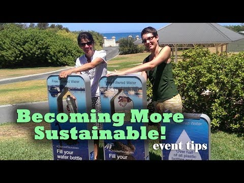 Fast And Easy Ways To Make Your Event More Sustainable