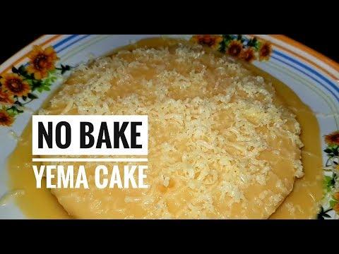 How To Make Yema Cake No Bake