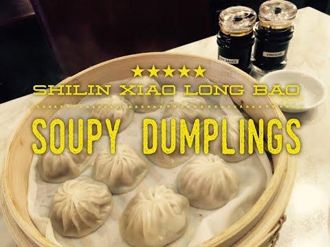 Shi Lin Xiao Long Bao Soupy Dumplings and Noodles Circuit Makati Now Open by HourPhilippines.com