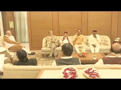 Inauguration of new Bharatiya Janata Party HQ by PM Shri Narendra Modi