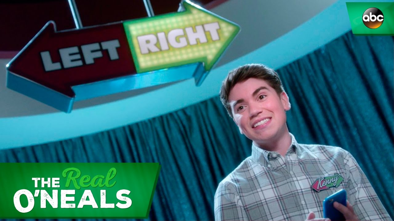 Swipe Left or Right Game Show - The Real ONeals - YouTube