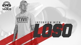 Download Interview: Loso on Christians Battle Rapping, the B-Dot Battle and Shai Linne's Random Thoughts 3 MP3 song and Music Video