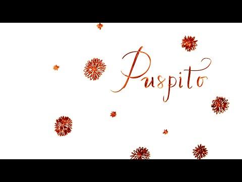 PUSPITO - Eka Gustiwana (Feat. Prince Husein, Parikesit Gamelan)   Lyric Video