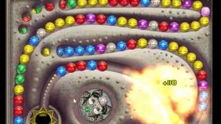 Zuma Deluxe Gauntlet Mode (Random) Part 7 (SunGod 19-21)