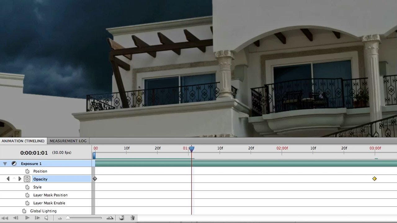 how to make a timelapse video with photoshop