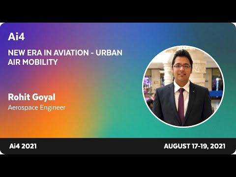 New Era in Aviation - Urban Air Mobility