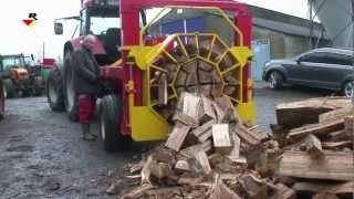 Repeat youtube video F80 RABAUD : Fendeuse horizontale 80 tonnes