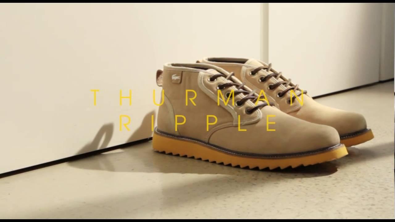Lacoste L.E.D Footwear: SS13