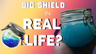 Fortnite Item in REAL LIFE! ( Big shield )