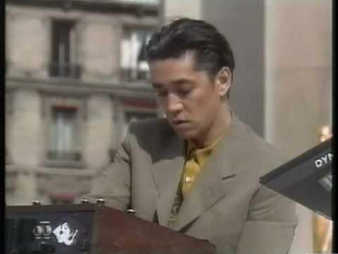 RYUICHI SAKAMOTO OKINAWA SONG in Pari