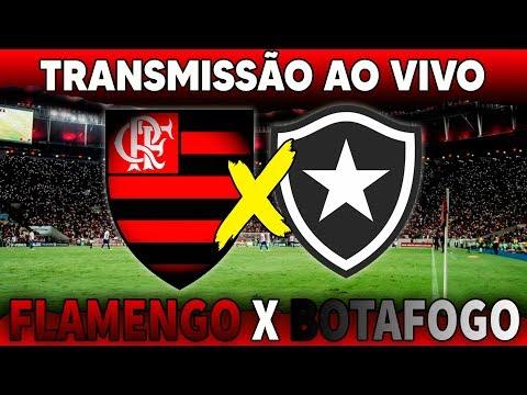 Flamengo x Botafogo [AO VIVO DO MARACANÃ]
