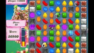 Candy Crush Saga level 144 (NO BOOSTER)