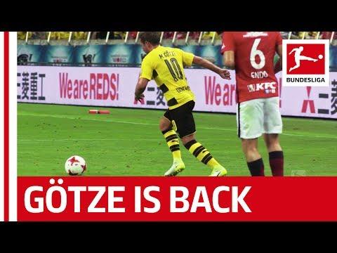 Mario Götze - An Emotional Comeback