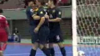 Kyrgyzstan V Futsalroos