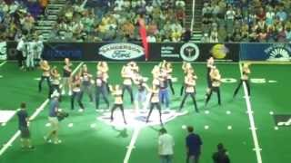 Arizona Rattlers Sidewinders Dancers Dad