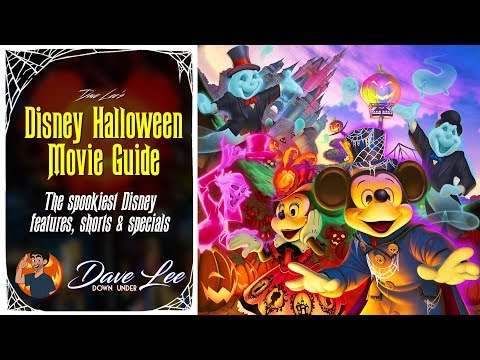 The Best DISNEY HALLOWEEN Movies