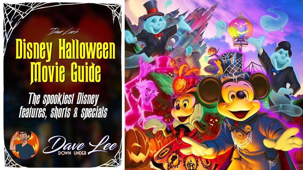 the best disney halloween movies - youtube