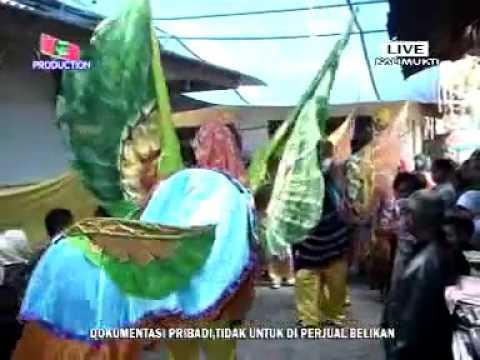 Aksi Burok Bidadari @ Seni Burok MPJ Kali Mukti Cirebon Clip TIA Productions HOME Studio 34