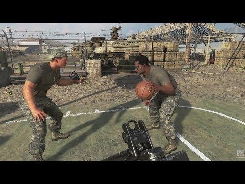 Training Mission - Call Of Duty: Modern Warfare 2 Remastered