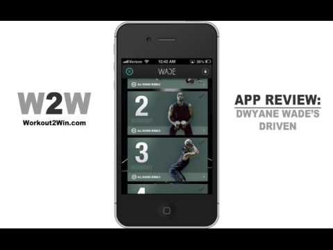 Dwyane Wade Driven iPhone App Review