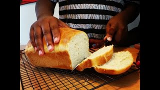 Jamaican Hard Dough Bread: Never Buy Bread Again