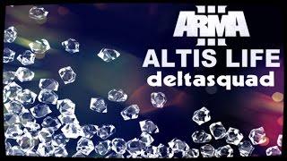 Arma 3 Altis Life Боевик на Алмазной Шахте 6 | Братва Азартные Игры