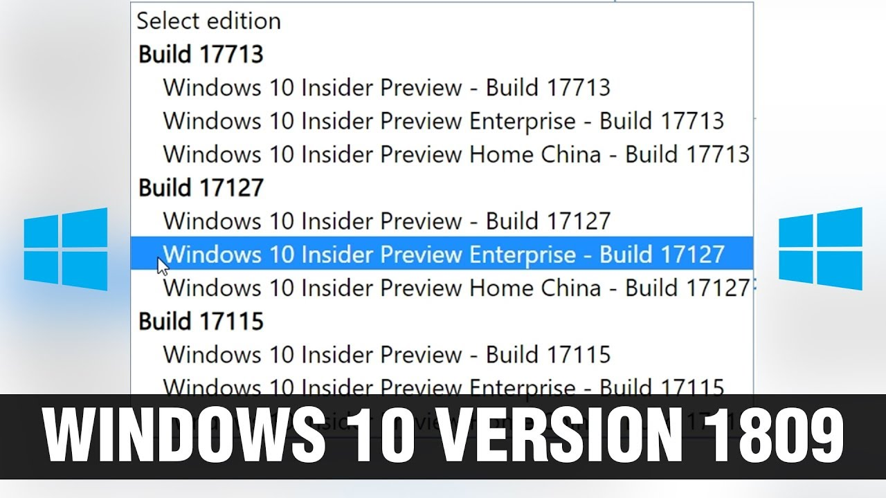 How To Download Windows 10 V1809 Right Now! (Before Update)