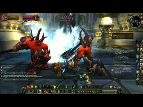 World of Warcraft khadgar Quest for the Pillers Jaina Proudmoore dreadlord