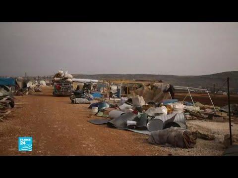 المفوضية العليا لحقوق الإنسان تدعو إلى إقامة ممرات إنسانية آمنة في شمال غرب سوريا  - 13:01-2020 / 2 / 19