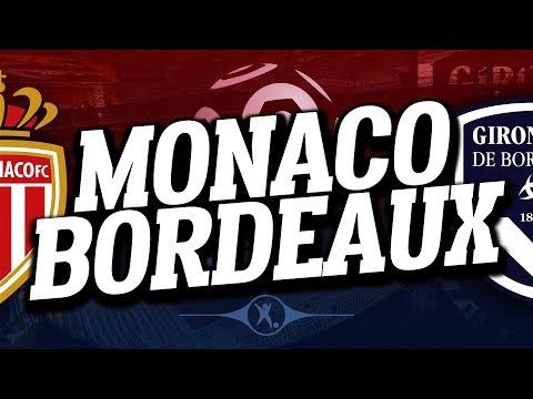 🔴 direct / live : monaco - bordeaux // club house