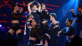 2017-01-05 蔡依林 Jolin Tsai -《美杜莎》+《大藝術家》Live@2016酷狗直播繁星音樂盛典
