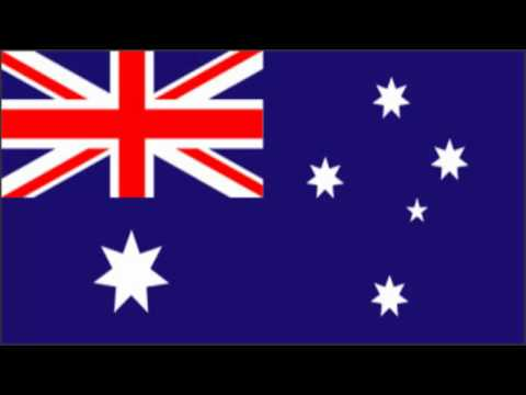 Australia Flag and Anthem