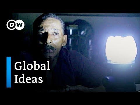 Solar power for the Kalunga | Global Ideas