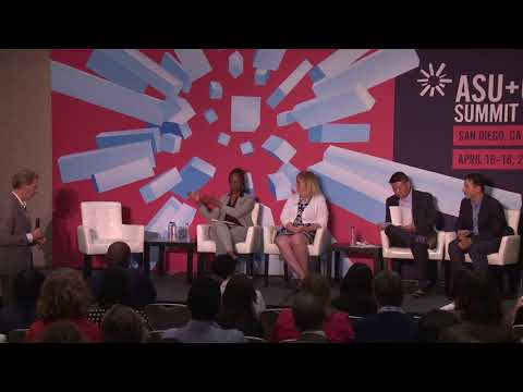 ASU GSV Summit: Leading Educator Panel: Designing Innovation for Equity