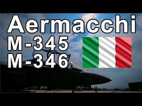 Aermacchi M-345 y M-346