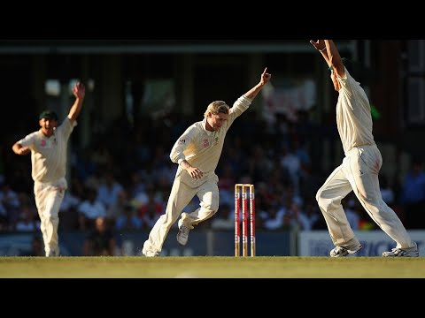 From the vault: Michael Clarke's magic over in Sydney
