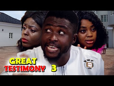 GREAT TESTIMONY SEASON 3 - (New Movie) 2018 Latest Nigerian Nollywood Movie Full HD