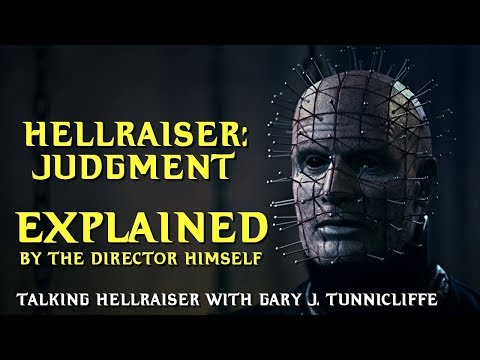 Hellraiser Judgment Explained: Production, Budget and Influences