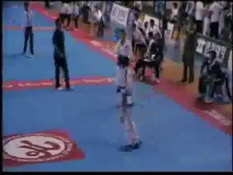 WI are one - WTF - ITF Taekwondo world festival